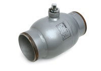 WELD END BALL VALVE